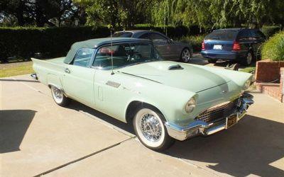 Photo 1957 Ford Thunderbird For Sale