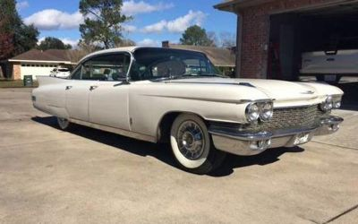 Photo 1960 Cadillac Fleetwood For Sale