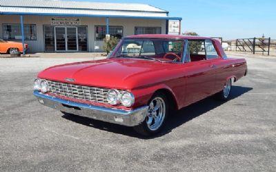 Photo 1962 Ford Galaxie 500
