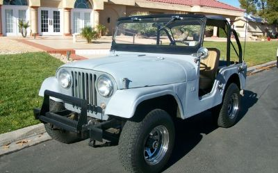 Photo 1962 Jeep CJ5