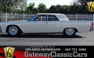 Photo 1962 Lincoln Continental