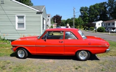 Photo 1963 Chevrolet Chevy II Nova