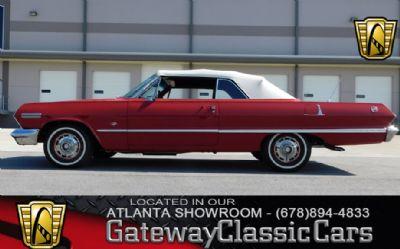Photo 1963 Chevrolet Impala SS