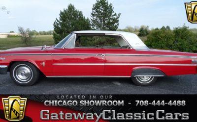 Photo 1963 Ford Galaxie 500 XL