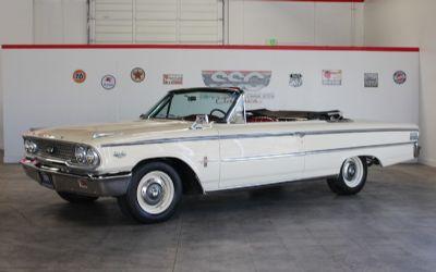 Photo 1963 Ford Galaxie 500 XL No Trim Field