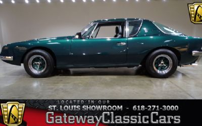 Photo 1963 Studebaker Avanti
