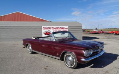 Photo 1964 Chevrolet Corvair Convertible