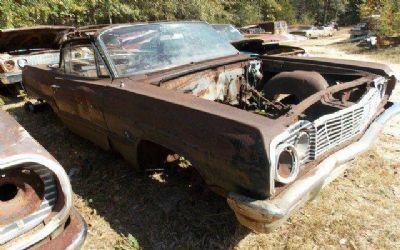 Photo 1964 Chevrolet Impala Convertible
