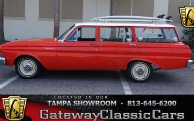 Photo 1964 Ford Falcon Wagon