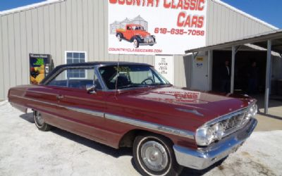 Photo 1964 Ford Galaxie 500