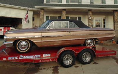 Photo 1964 Ford Galaxie 500 Convertible