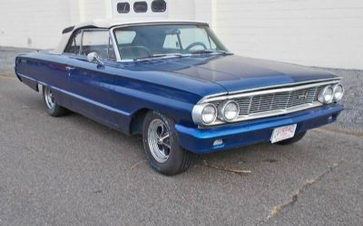 Photo 1964 Ford Galaxie Galaxie