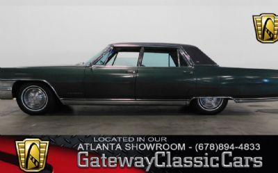 Photo 1965 Cadillac Fleetwood