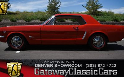 Photo 1965 Ford Mustang HI-PO
