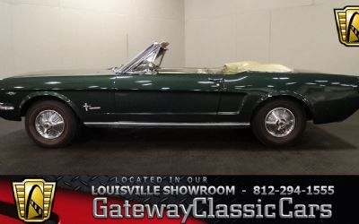 Photo 1965 Ford Mustang T-5