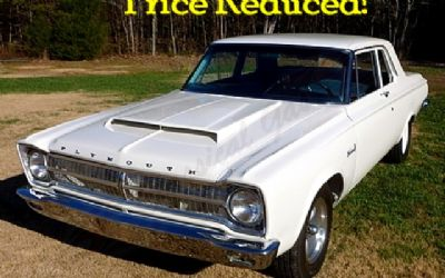 Photo 1965 Plymouth Belvedere