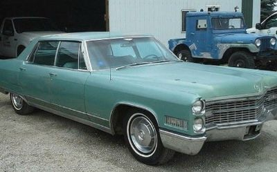 Photo 1966 Cadillac Fleetwood