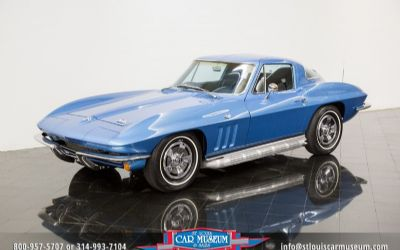 Photo 1966 Chevrolet Corvette Coupe