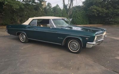 Photo 1966 Chevrolet Impala SS