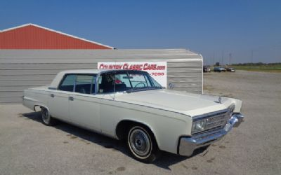 Photo 1966 Chrysler Crown Imperial 4DR