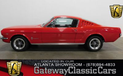 Photo 1966 Ford Mustang Fastback