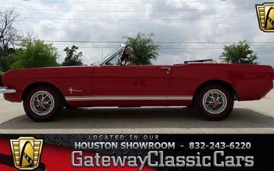Photo 1966 Ford Mustang Sprint