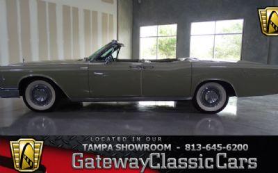 Photo 1966 Lincoln Continental
