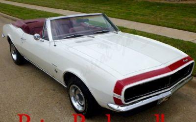 Photo 1967 Chevrolet Camaro Convertible