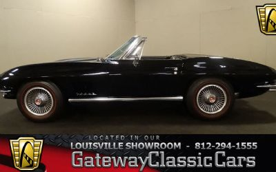 Photo 1967 Chevrolet Corvette Convertible