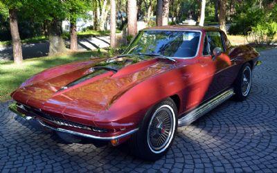 Photo 1967 Chevrolet Corvette Stingray Coupe