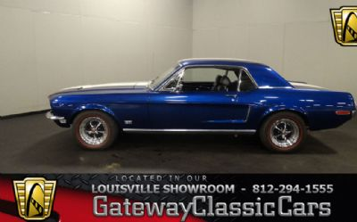 Photo 1967 Ford Mustang Coupe
