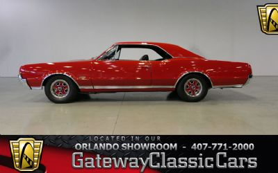 Photo 1967 Oldsmobile Cutlass 442