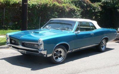 Photo 1967 Pontiac GTO For Sale