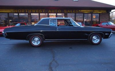 Photo 1968 Chevrolet Impala SS