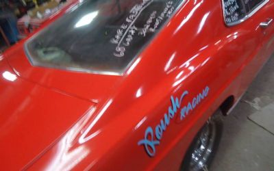 Photo 1968 Ford Galaxie Fast Back