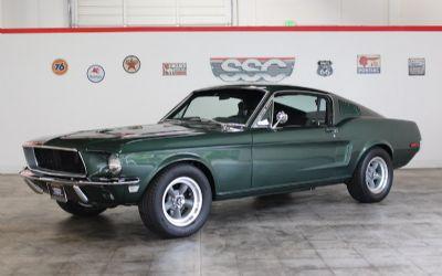 Photo 1968 Ford Mustang Bullitt