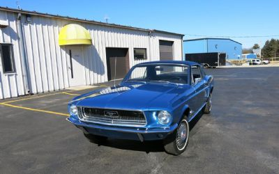 Photo 1968 Ford Mustang Coupe