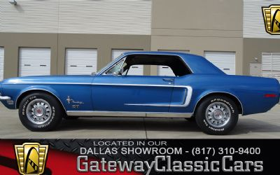 Photo 1968 Ford Mustang GT