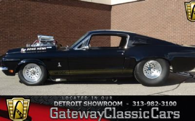 Photo 1968 Ford Mustang Shelby GT
