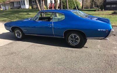 Photo 1968 Pontiac GTO For Sale
