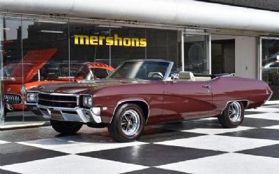 Photo 1969 Buick Skylark Gransport Convertible