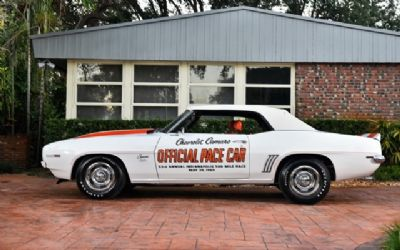 Photo 1969 Chevrolet Camaro Pace Car