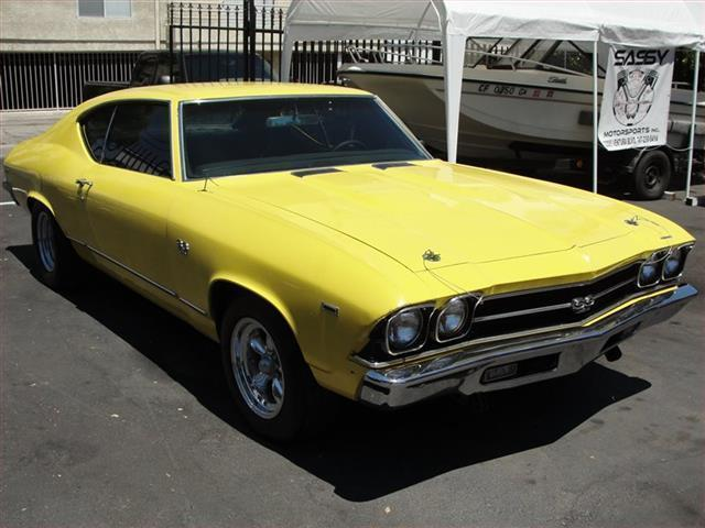 Photo 1969 Chevrolet Chevelle SS