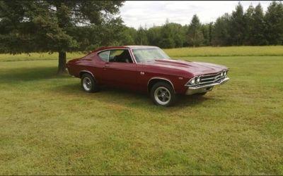 Photo 1969 Chevrolet Chevelle SS