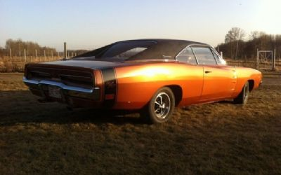 Photo 1969 Dodge Charger RT
