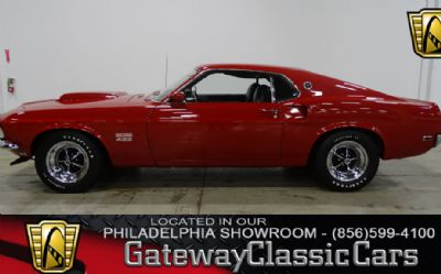 Photo 1969 Ford Mustang Boss 429