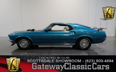 Photo 1969 Ford Mustang Mach 1
