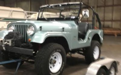Photo 1969 Jeep CJ5