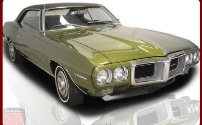 Photo 1969 Pontiac Firebird