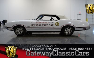 Photo 1970 Oldsmobile Cutlass Pace Car